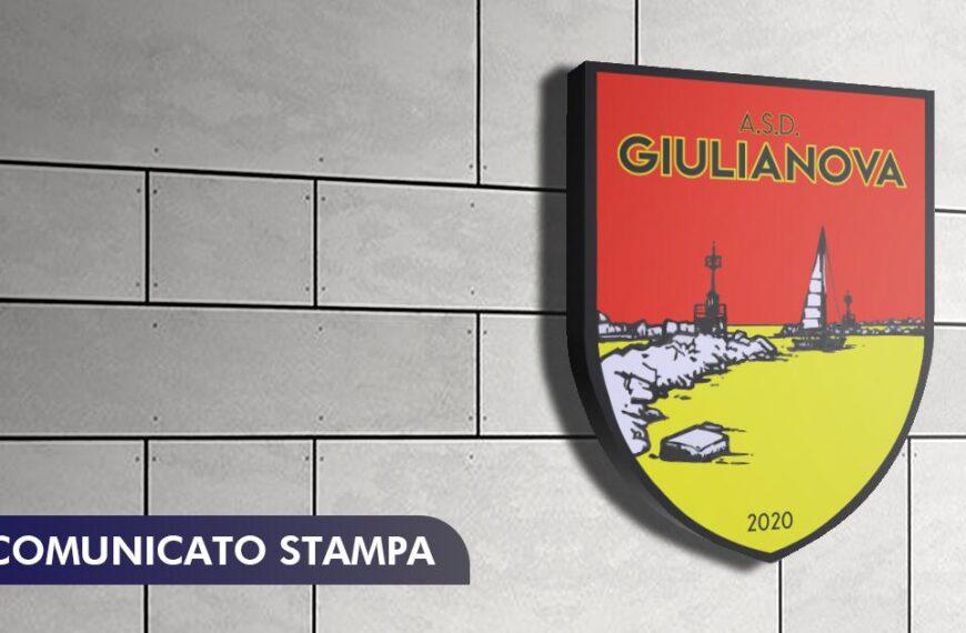 Comunicato Ufficiale ASD Giulianova: rinvio gara contro Insula Falchi