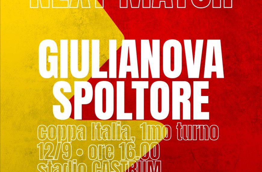La vendita libera per i biglietti di Giulianova-Spoltore è iniziata!